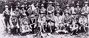 First_Wood_Badge_training_Gilwell_Park_September_1919